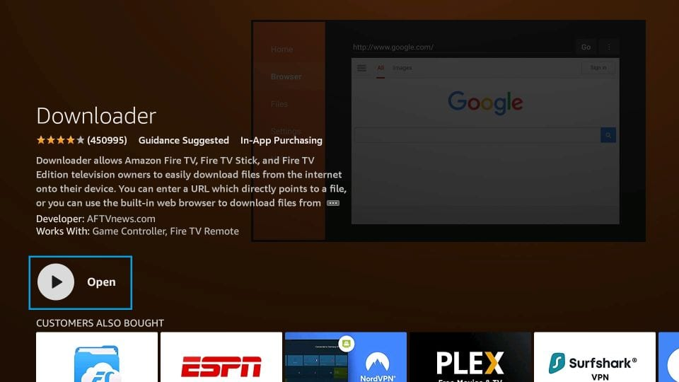 how to get Cuco TV on Amazon FireStick