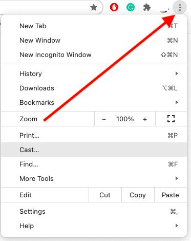 Use Kodi on Chromecast