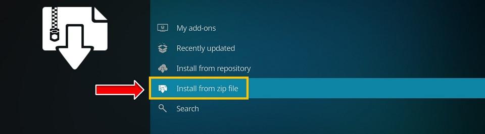 how to install Alvin addon on Kodi